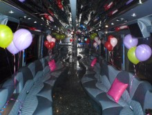 How is it to be in a Party Bus?