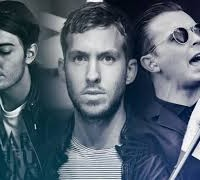 "Calvin Harris & Alesso ""under control'"