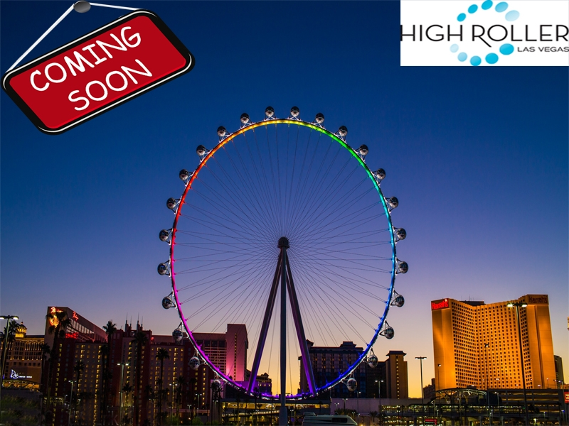 High Roller @ The Linq